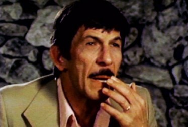 Leonard Nimoy Footage from Hot Hero Sandwich