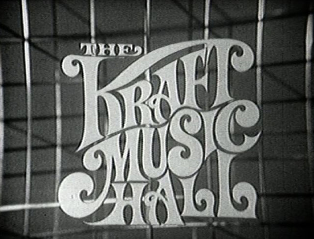Kraft Music Hall Logo Footage Library