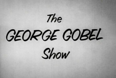 George Gobel Show Library Footage