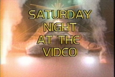 Saturday Night At The Video Library Footage