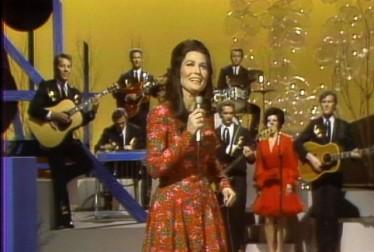 Loretta Lynn Footage from Kraft Music Hall
