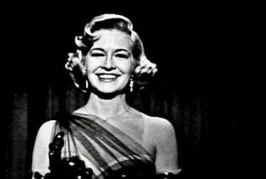 Marilyn Maxwell Footage from George Gobel Show