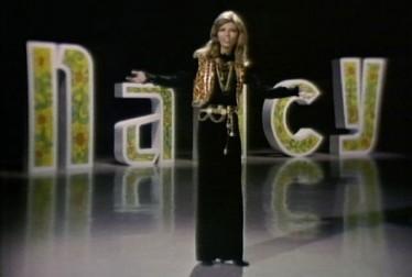 Nancy Sinatra Footage from Kraft Music Hall