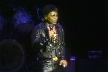 Neville Brothers Footage from Saturday Night At The Video