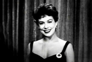 Patrice Munsel Footage from George Gobel Show