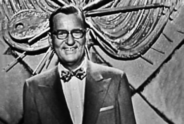 Ransom Sherman Footage from George Gobel Show