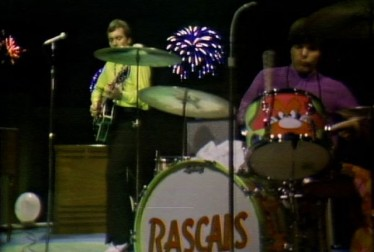 The Rascals Footage from Kraft Music Hall