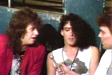Ratt Footage from Saturday Night At The Video