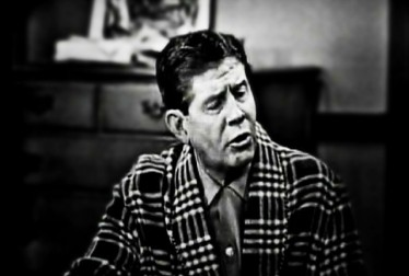 Rudy Vallee Footage from George Gobel Show