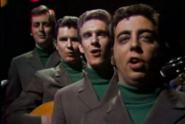 Statler Brothers Footage from Kraft Music Hall