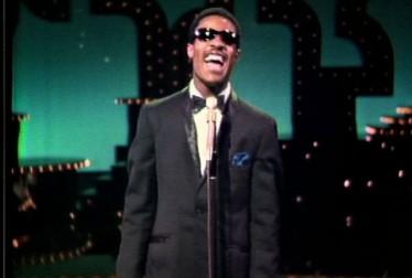 Stevie Wonder Footage from Kraft Music Hall