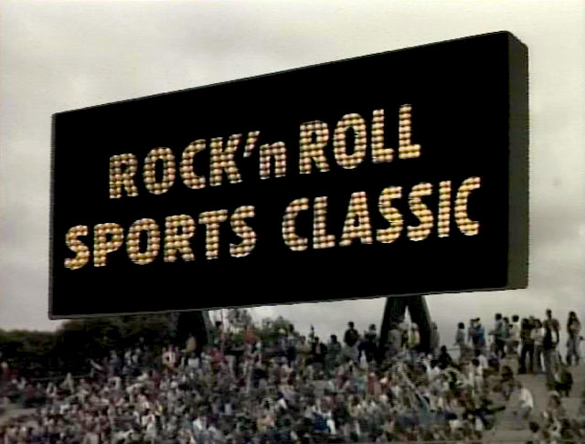 Rock'n Roll Sports Classic Footage Library