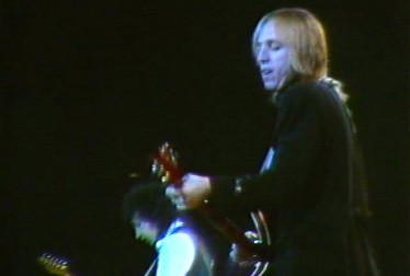 Tom Petty Footage from Saturday Night At The Video