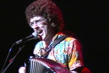 Weird Al Yankovic Footage from Saturday Night At The Video