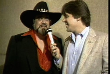 Wolfman Jack Footage from Saturday Night At The Video