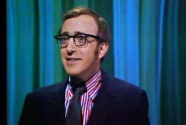 Woody Allen Footage from Kraft Music Hall