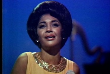 Nancy Wilson Footage from Kraft Music Hall