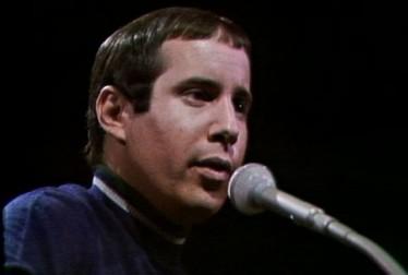 Paul Simon Footage from Kraft Music Hall