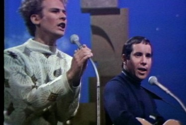 Simon and Garfunkel Footage from Kraft Music Hall