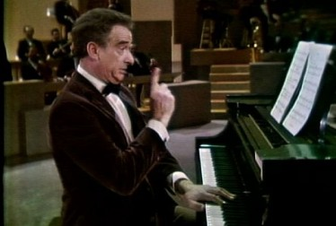 Victor Borges Footage from Kraft Music Hall