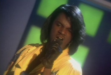 Jermaine Stewart Footage from Dancing To The Hits
