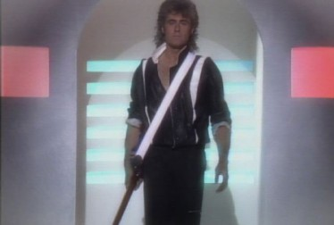 John Parr Footage from Dancing To The Hits