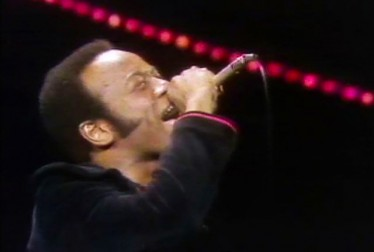 Bobby Womack Footage from Real Don Steele Show