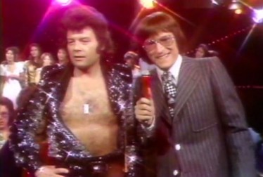 Gary Glitter Footage from Real Don Steele Show