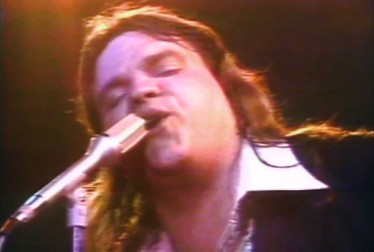 Meat Loaf Footage from Real Don Steele Show