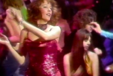 Pamela Des Barres Footage from Real Don Steele Show