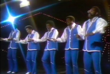 The Spinners Footage from Real Don Steele Show