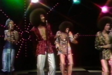 The Sylvers Footage from Real Don Steele Show