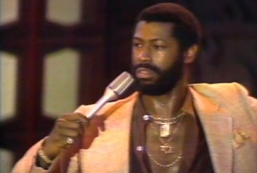 Teddy Pendergrass Footage from Real Don Steele Show