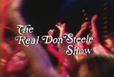 Real Don Steele Show Library Footage