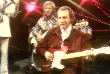 The Ventures Footage from Real Don Steele Show
