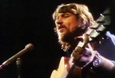 Waylon Jennings Footage from Real Don Steele Show