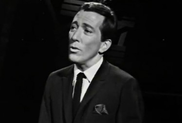 Andy Williams Footage from Bob Hope Show and Specials