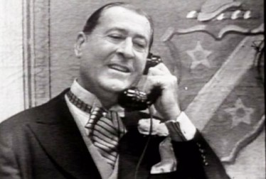 Arthur Treacher Footage from Bob Hope Show and Specials
