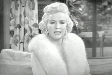 Betty Grable Footage from Bob Hope Show and Specials