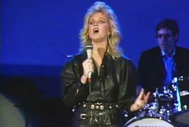 Bonnie Tyler Footage from Bob Hope Show and Specials