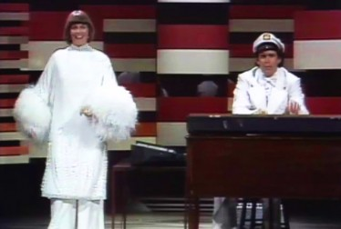 The Captain and Tennille Footage from Bob Hope Show and Specials