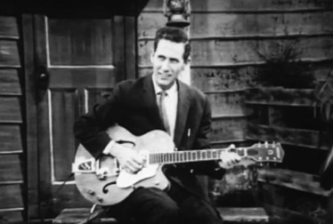 Chet Atkins Footage from Country Style U.S.A.