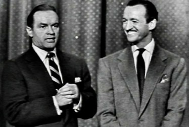 David Niven Footage from Bob Hope Show and Specials