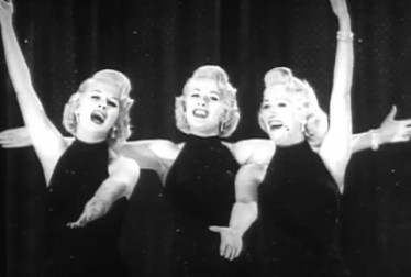 Del Rubio Triplets Footage from Bob Hope Show and Specials