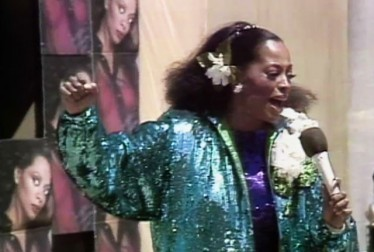 Diana Ross Footage from Bob Hope Show and Specials