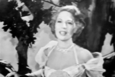 Dinah Shore Footage from Bob Hope Show and Specials