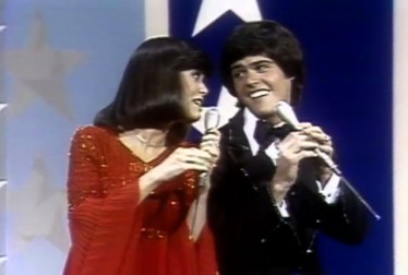 Donny and Marie Osmond Footage from Bob Hope Show and Specials