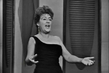 Ethel Merman Footage from Bob Hope Show and Specials