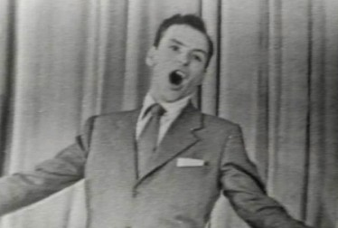 Frank Sinatra Footage from Bob Hope Show and Specials