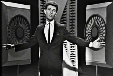 Frankie Avalon Footage from Bob Hope Show and Specials